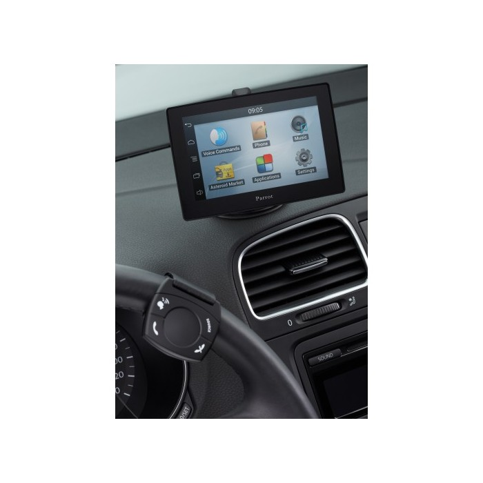 Road Safety Parrot Bluetooth Kits Asteroid Tablet 3