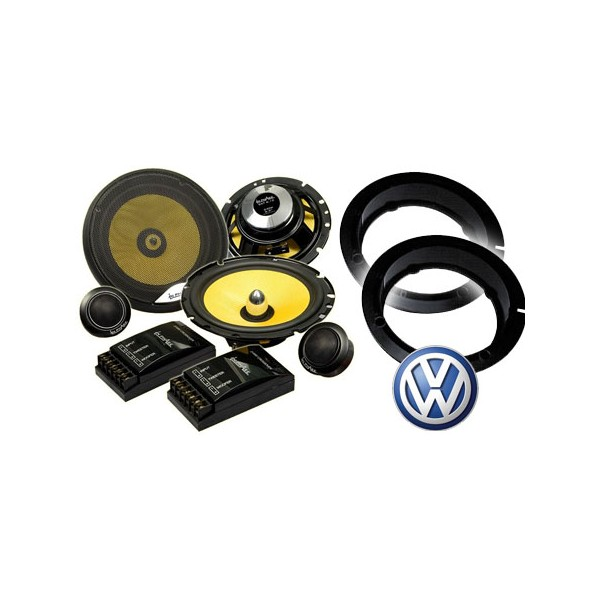 Passat In Phase SXT6.1c VW Passat 2000> Speaker Package