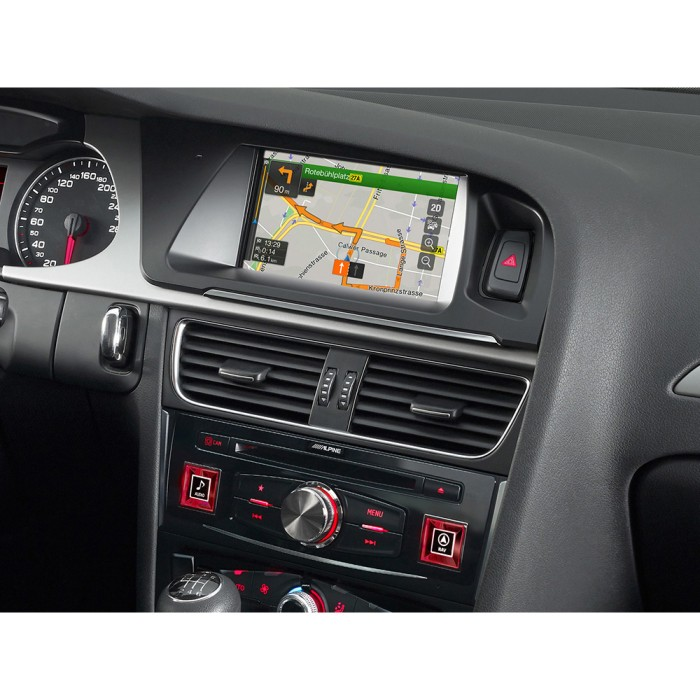 Android Auto Alpine Car Audio Systems X702D-A4R 1
