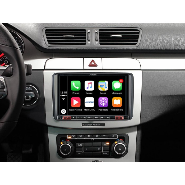 Apple Car Play Alpine Car Audio Systems X803D-U 2