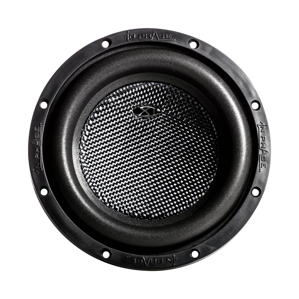 Sub Woofers In Phase Car Audio XT-8 1