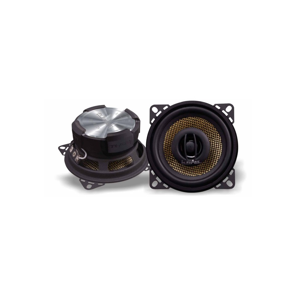 Car Speakers In Phase Car Audio XTC10.2