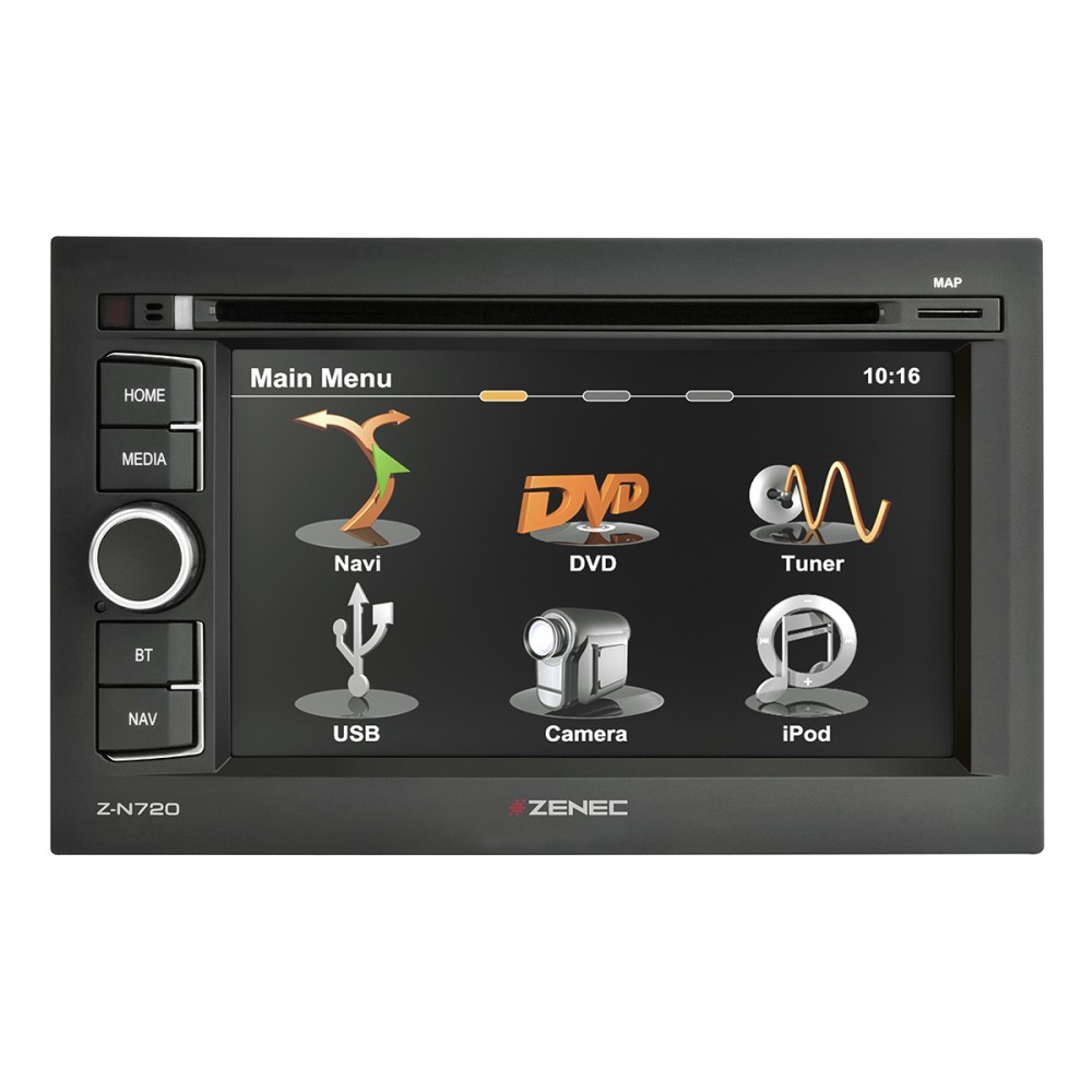 DVD players Zenec Z-N720