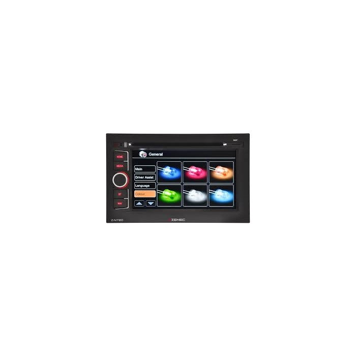 DVD players Zenec Z-N720 1