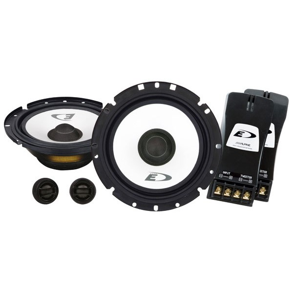 Car Speakers Alpine SPE-17SF