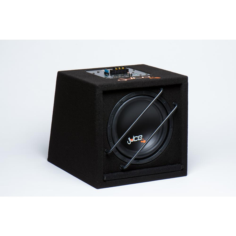Enclosed Subwoofers Juice Car Audio AS8