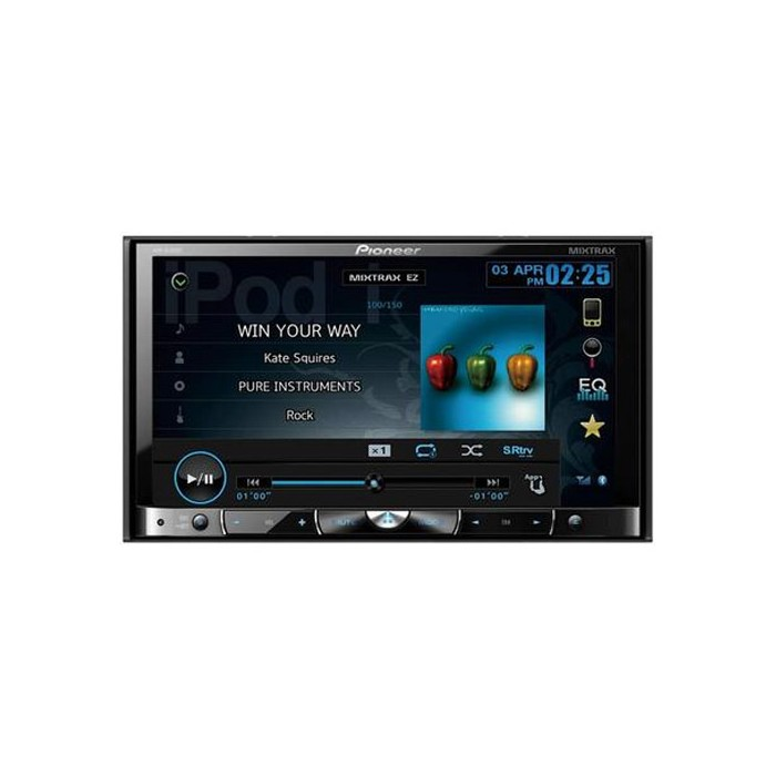 Double din screen Pioneer AVH-8400BT