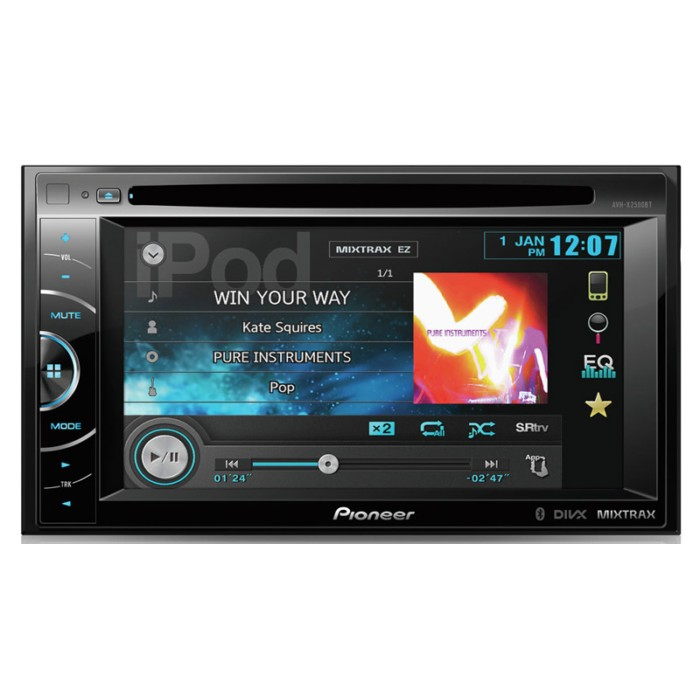 bluetooth car stereos and radios car audio centre