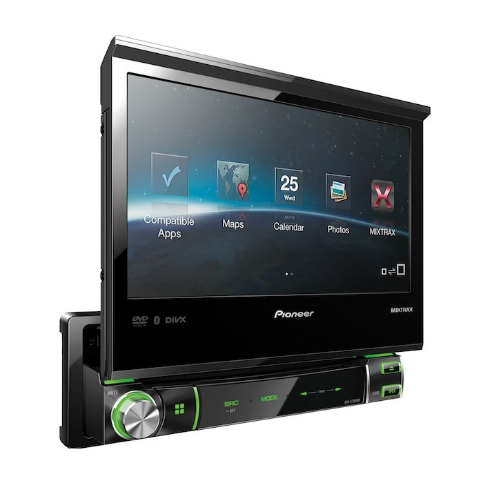 Pioneer Car Dvd Player With Usb Price