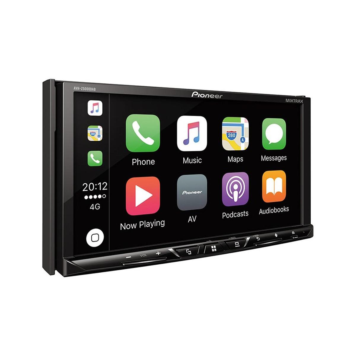 Double Din Screen Pioneer AVH-Z5000DAB