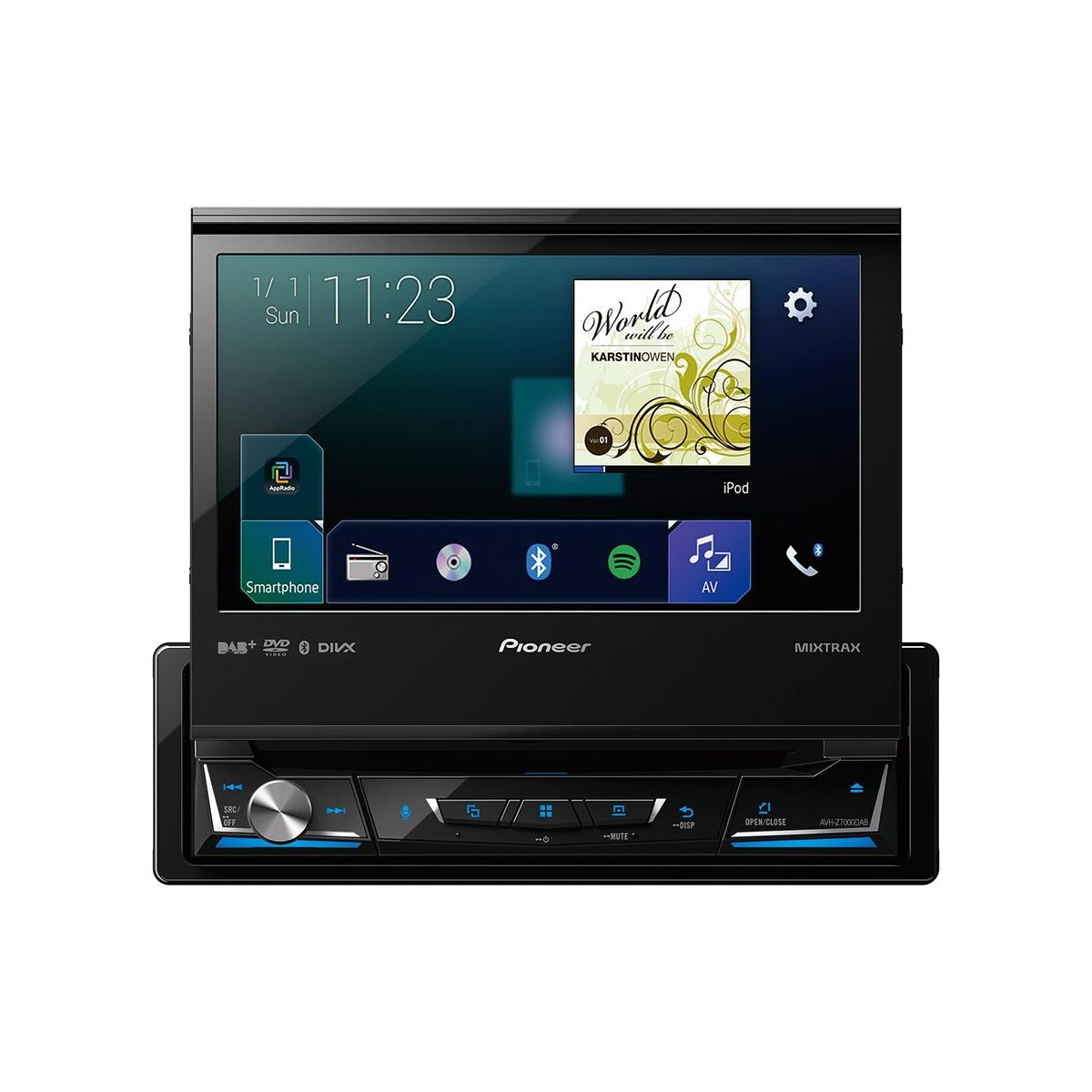 Android Auto Pioneer AVH-Z7000DAB 1