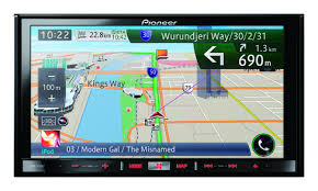 In Car Sat Nav Pioneer AVIC-F50BT