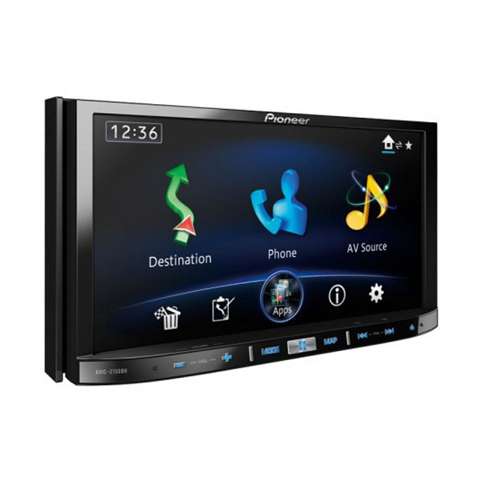 In Car Sat Nav Pioneer AVIC-F50BT 1