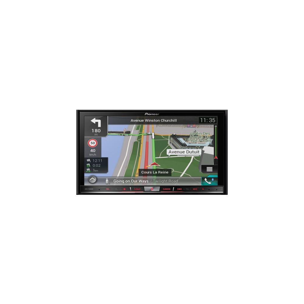 In Car Sat Nav Pioneer AVIC-F80DAB