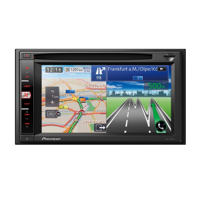 In Car Sat Nav Pioneer AVIC-F950DAB