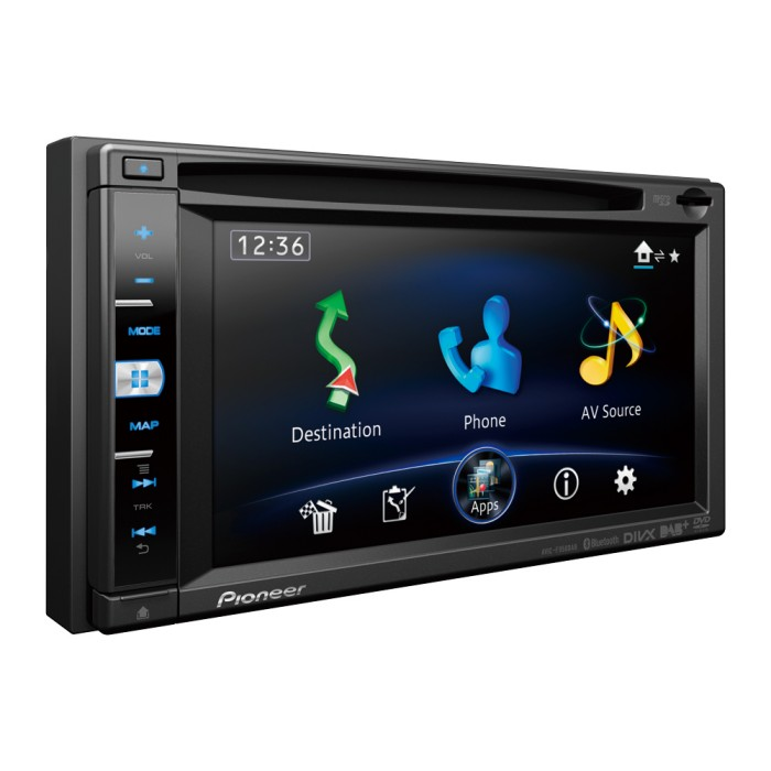 In Car Sat Nav Pioneer AVIC-F950DAB 2
