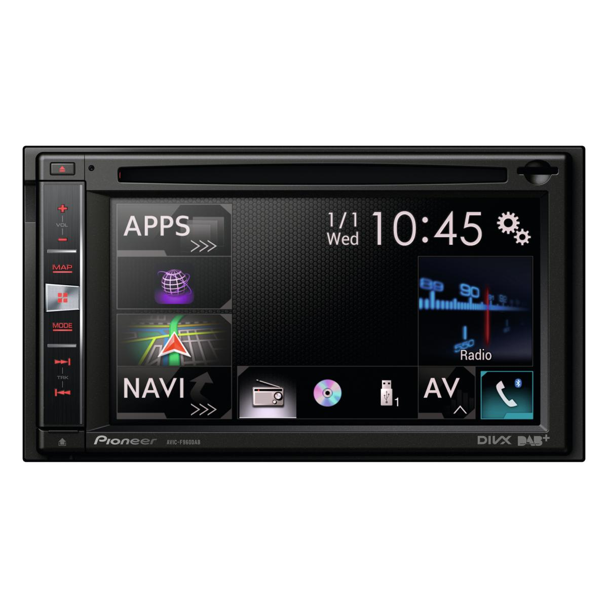 In Car Sat Nav Pioneer AVIC-F960DAB 3