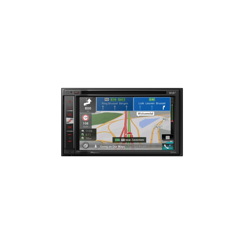 Pioneer AVIC-F980DAB Double din AV Navigation system, CarPlay, Built in DAB and Bluetooth