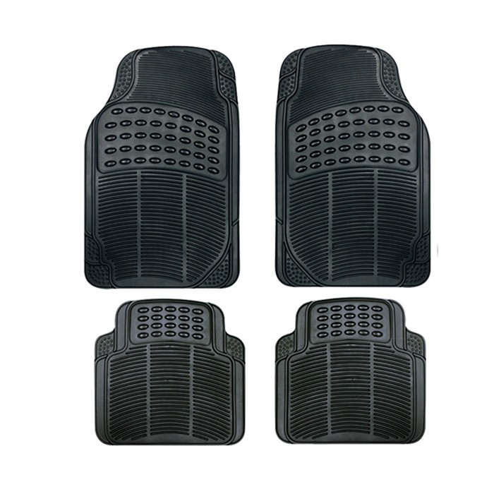 In Phase Rubber car Mats