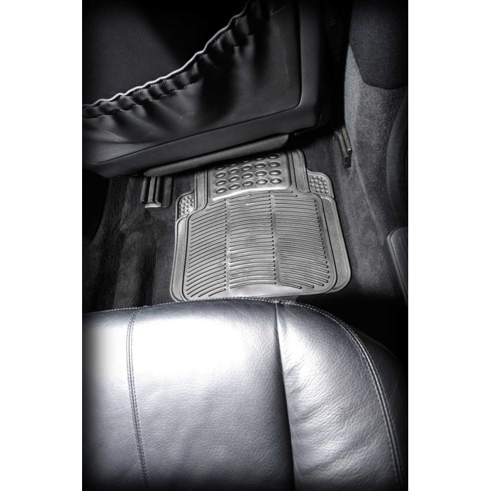 In Phase Rubber car Mats 3