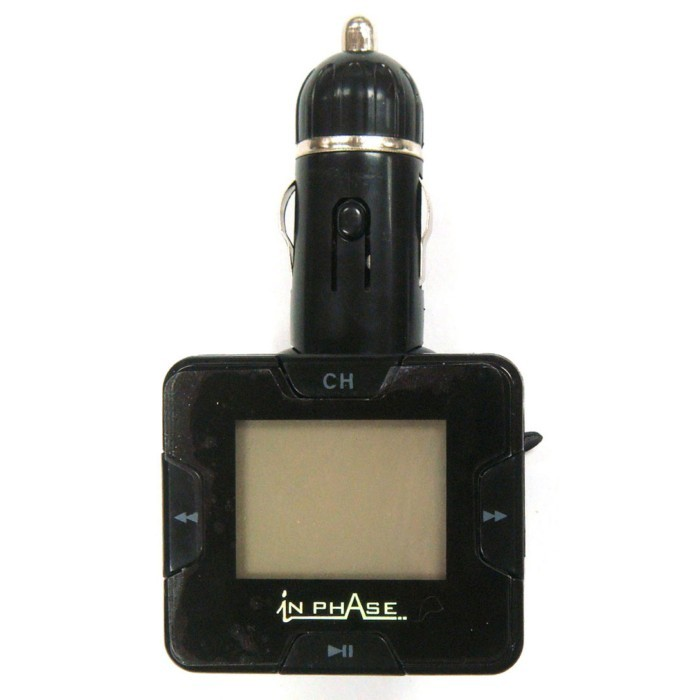 Handsfree Kits In Phase BT Go FM Transmitter 2