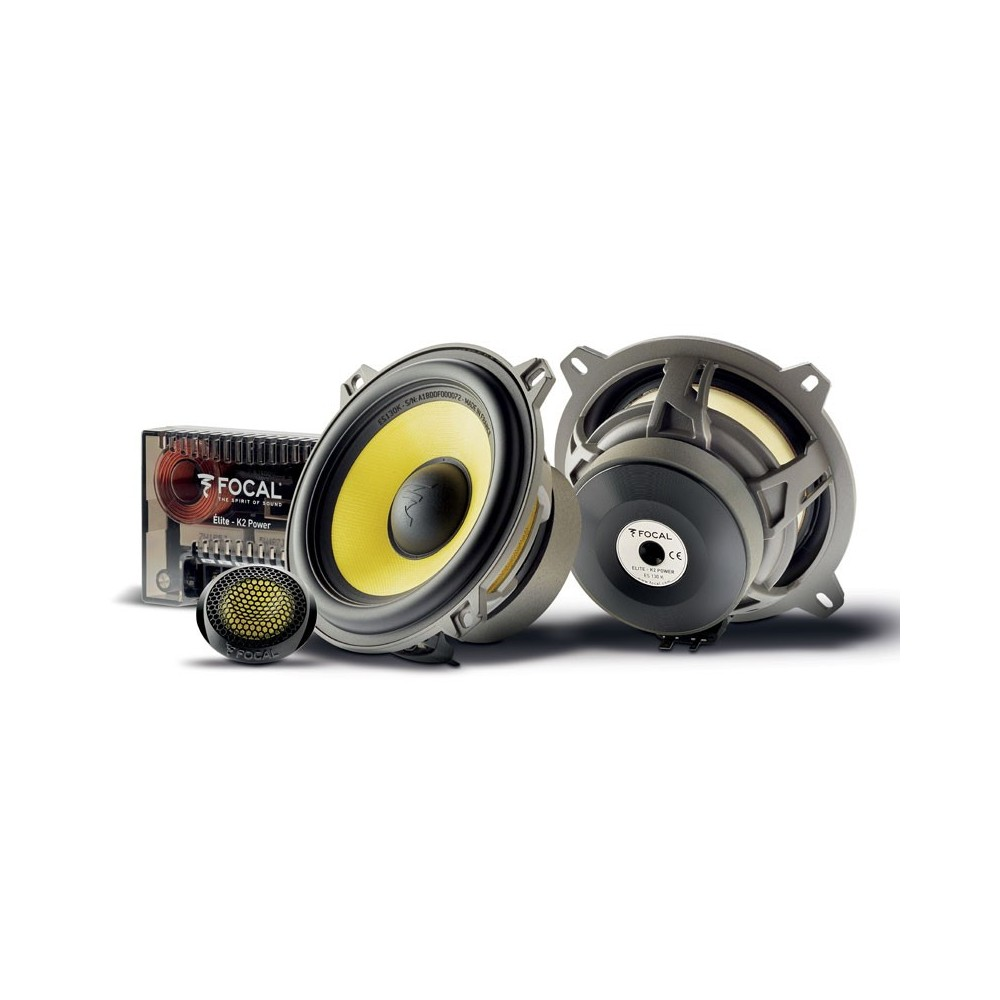 Car Speakers Focal Car Audio ES130K