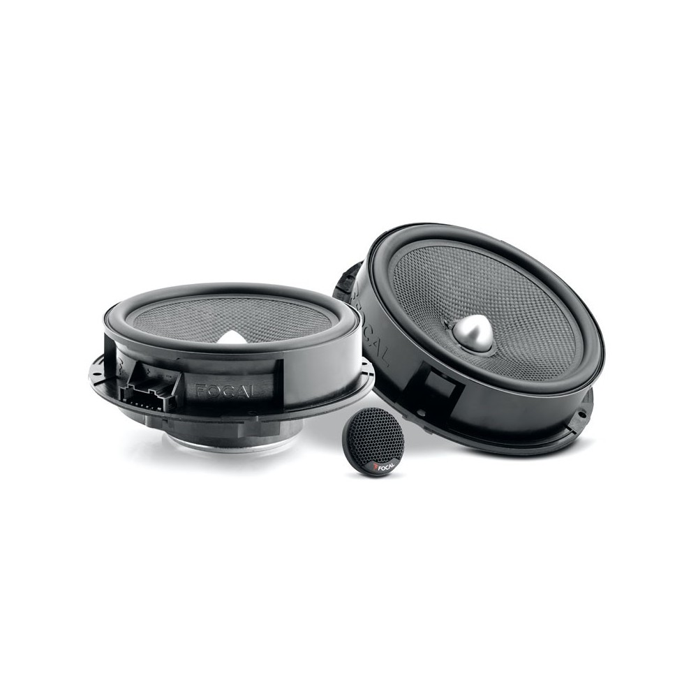 Car Speaker Upgrades Focal Car Audio IS165VW