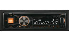 Alpine Car Audio Systems CDE-171RM