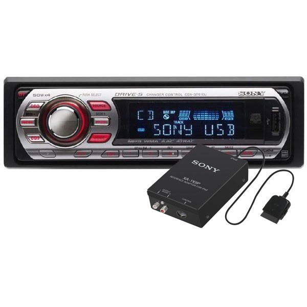 Product m Sony Cdx Gt610u Xa 110ip p 23133 on pioneer audio
