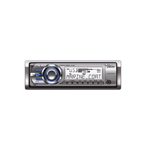 CD/MP3 Player Sony CDX-MR60UI