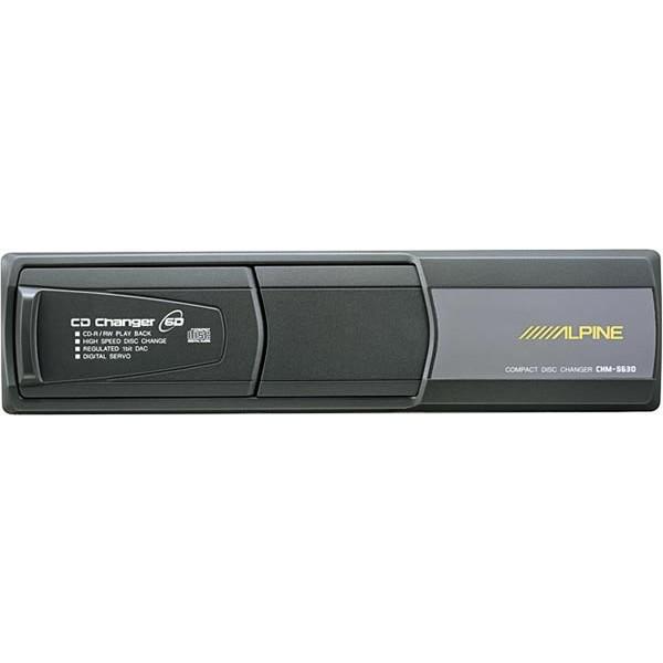 Alpine Chm-s630 6 Disc Cd Changer