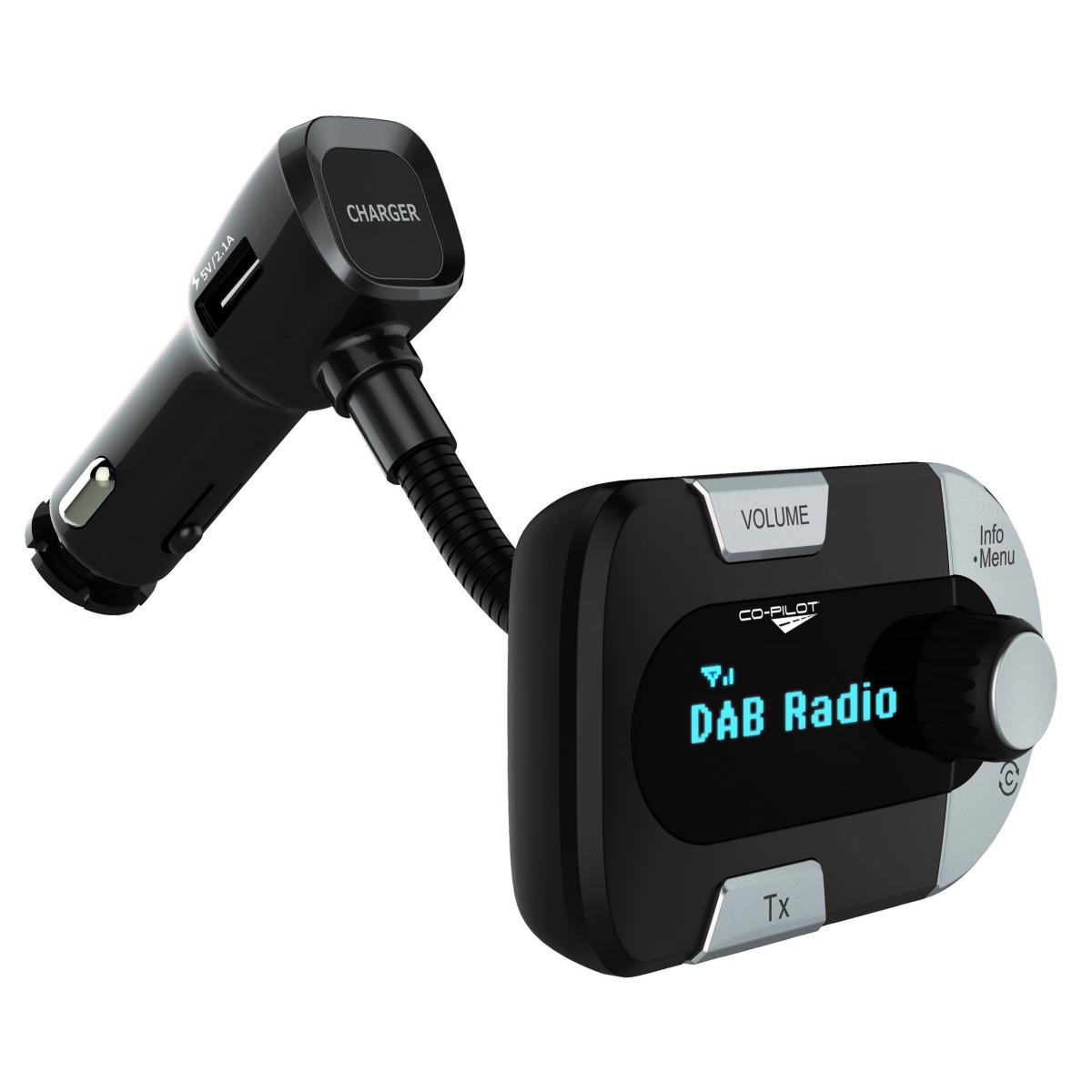 DAB Car Radio CoPilot CPDAB1