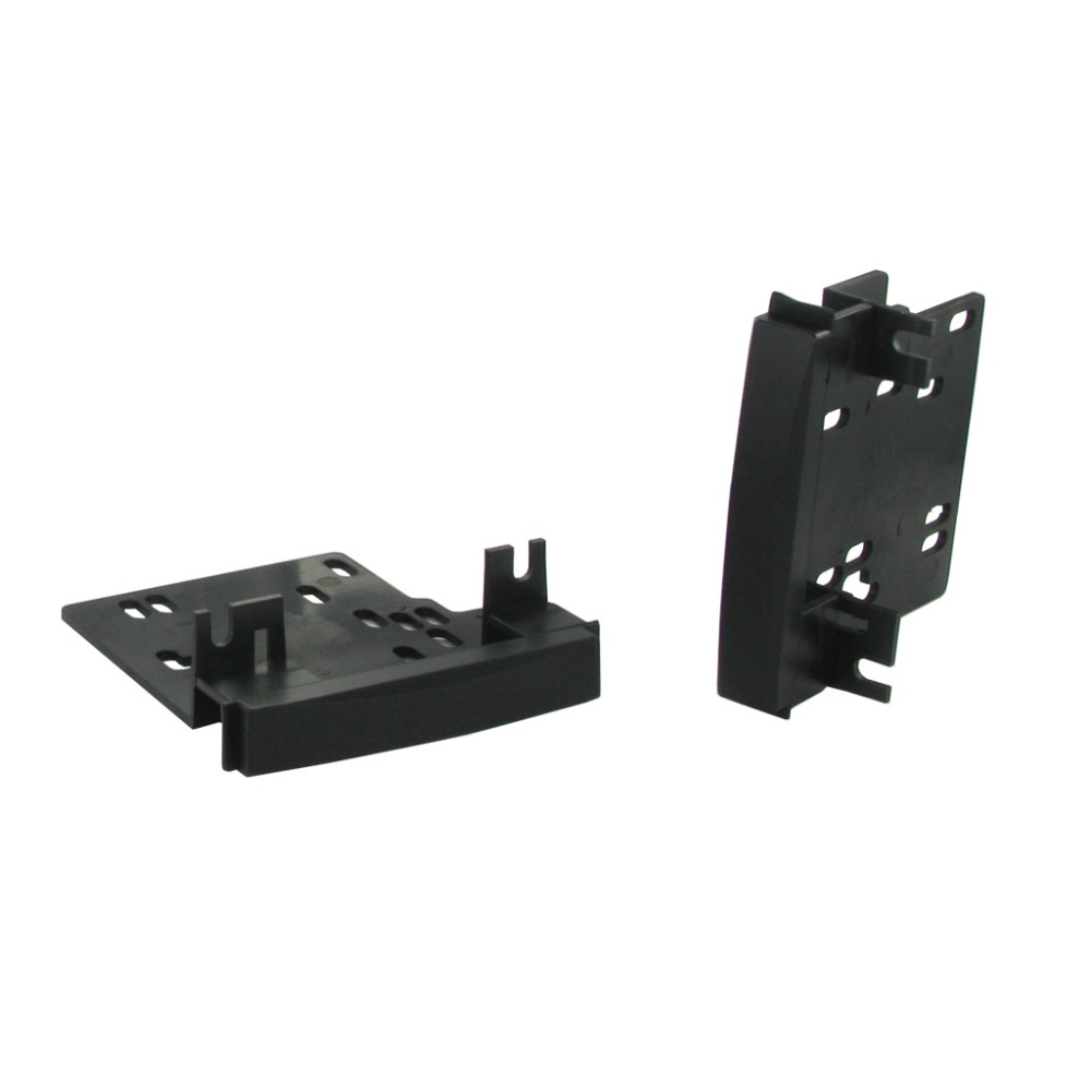 CT24CH07Chrylser Fascia Plate (Black) Side Brackets For