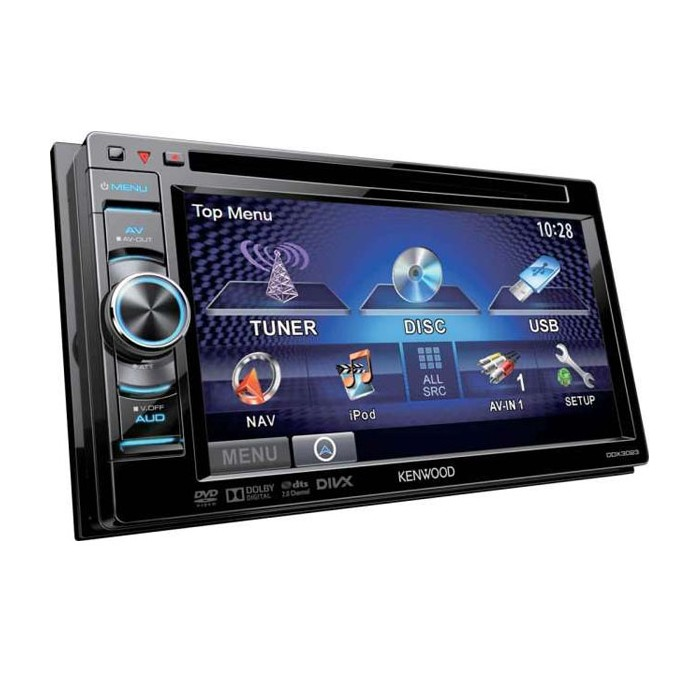 Double din screen Kenwood DDX-3023 1