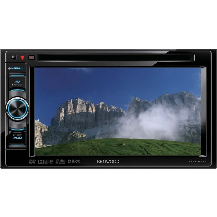 Double din screen Kenwood DDX-3023 2