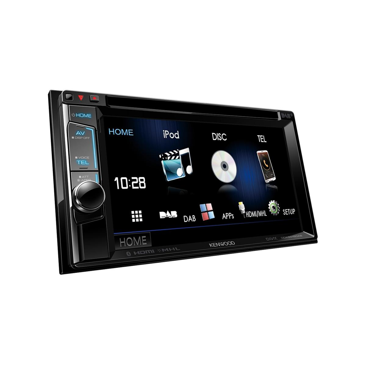 Double din screen Kenwood DDX-5016DAB