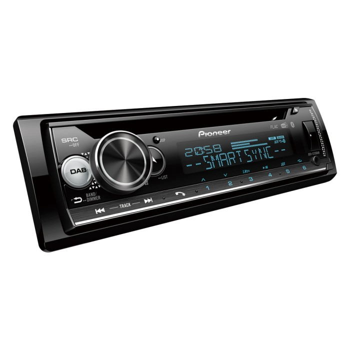 iPhone Compatible Pioneer DEH-S720DAB 1