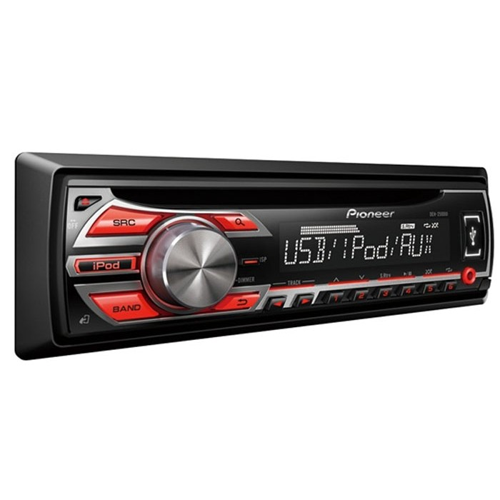 pioneer deh 1500ub cd mp3 car stereo system android ready. Black Bedroom Furniture Sets. Home Design Ideas