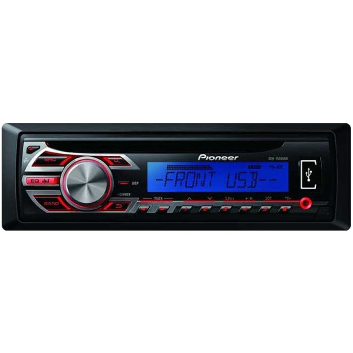 CD/MP3 Player Pioneer DEH-1500UBB