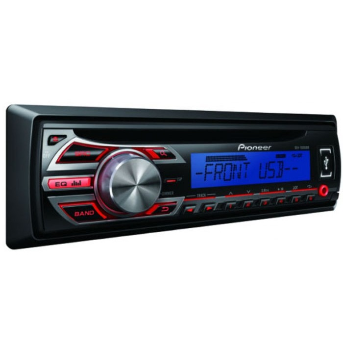 CD/MP3 Player Pioneer DEH-1500UBB 1