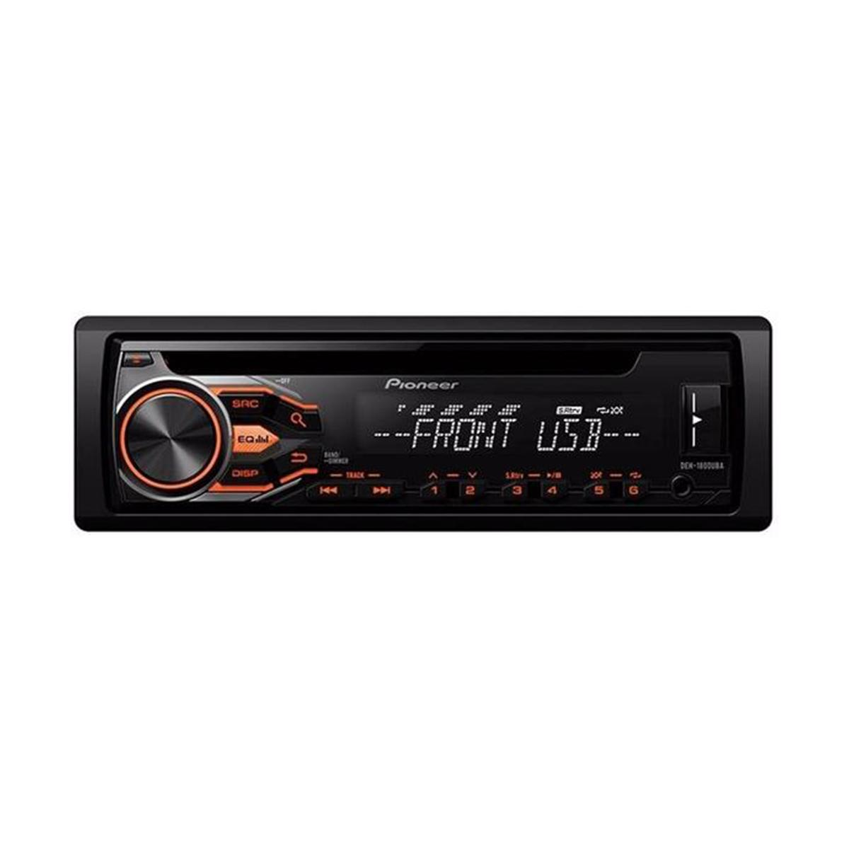 CD/MP3 Player Pioneer DEH-1800UBA