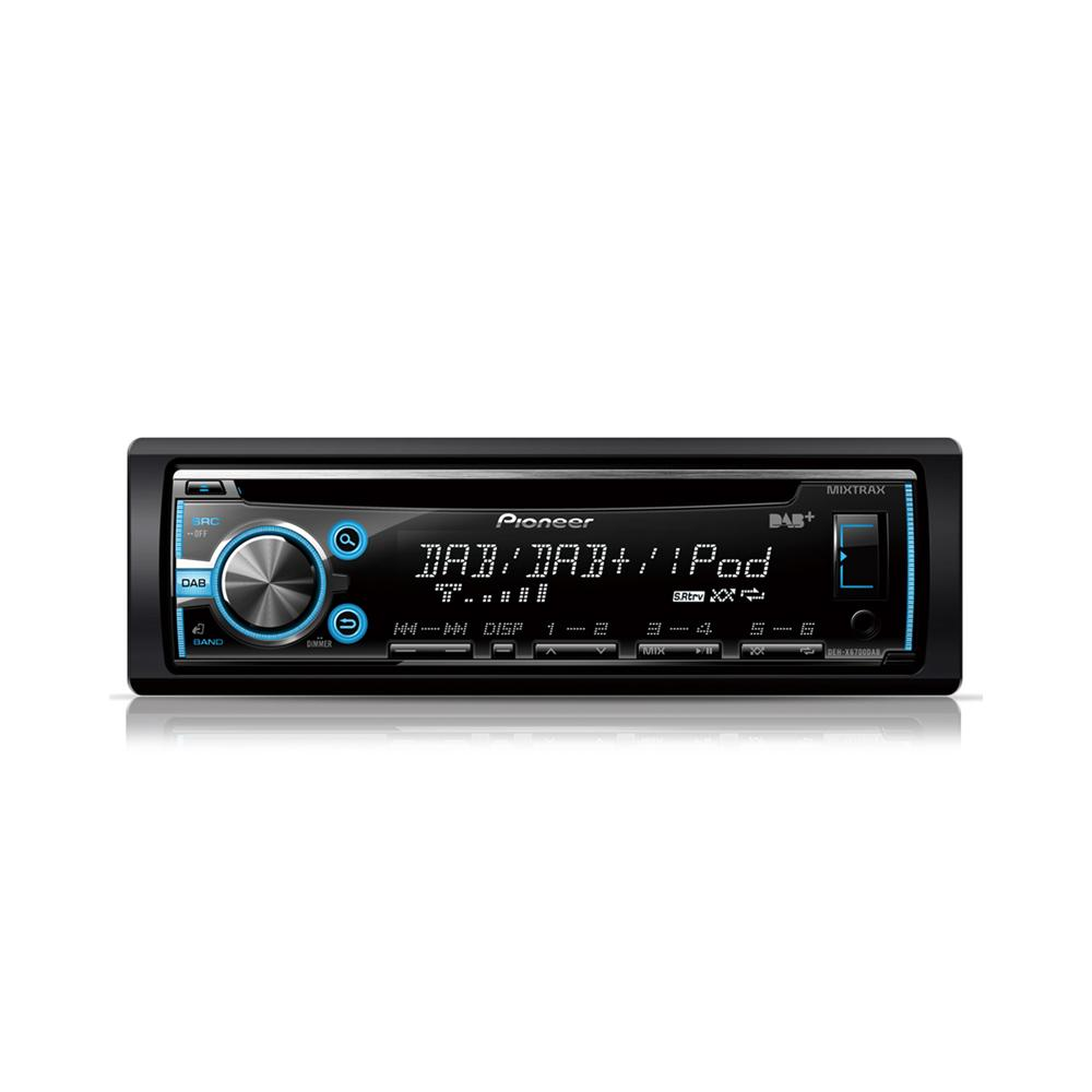 CD/MP3 Player Pioneer DEH-X6800DAB