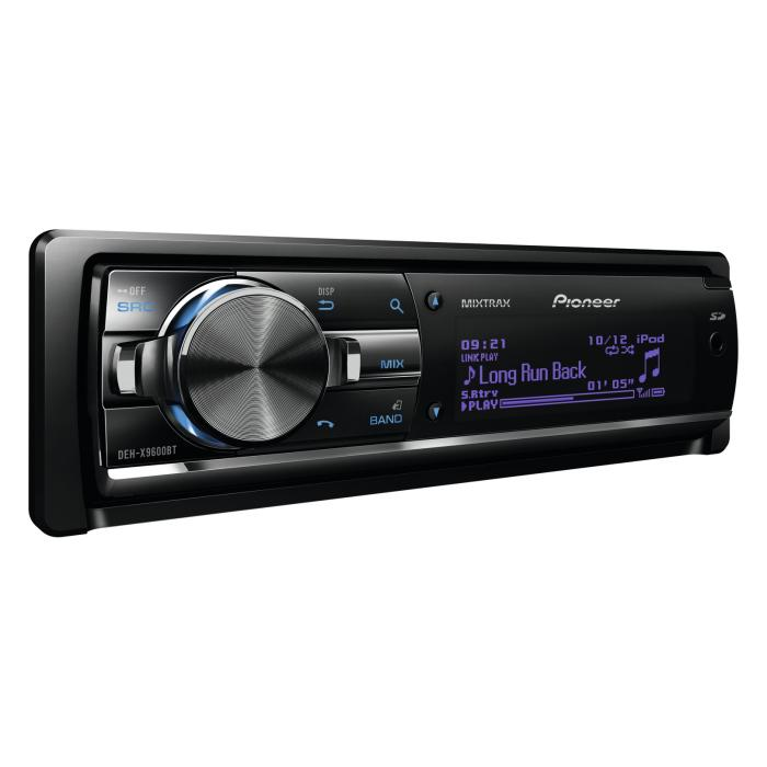 Aux in Pioneer DEH-X9600BT 1