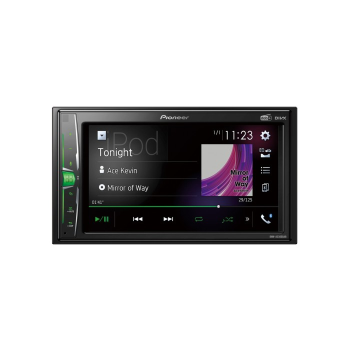 Double Din Screen Pioneer DMH-A3300DAB 2