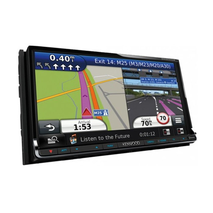 Fixed Sat Nav Kenwood DNN-9230DAB