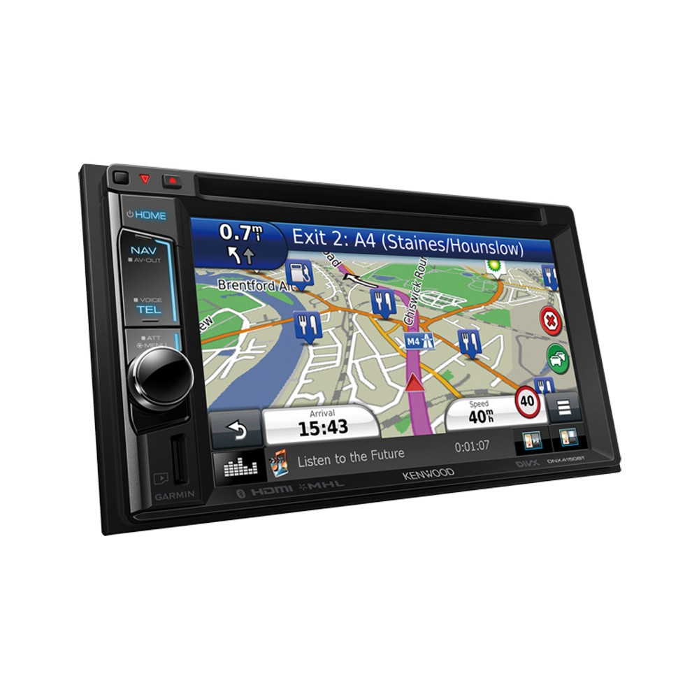 Dnx 4250bt 61 Touch Screen Sat Nav Unit With Bluetooth Ford Backup Sensor Wiring Harness Kits Click Here For Image Of Kenwood