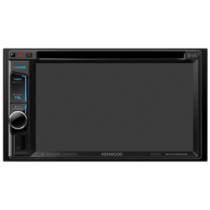 In Car Sat Nav Kenwood Car Audio DNX-4150DAB 3
