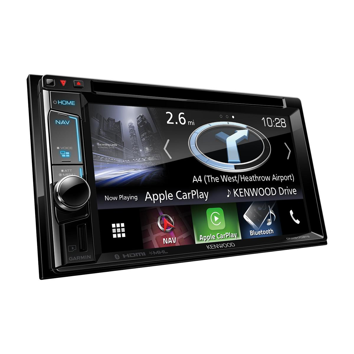 In Car Sat Nav Kenwood Car Audio DNX-5170BTS
