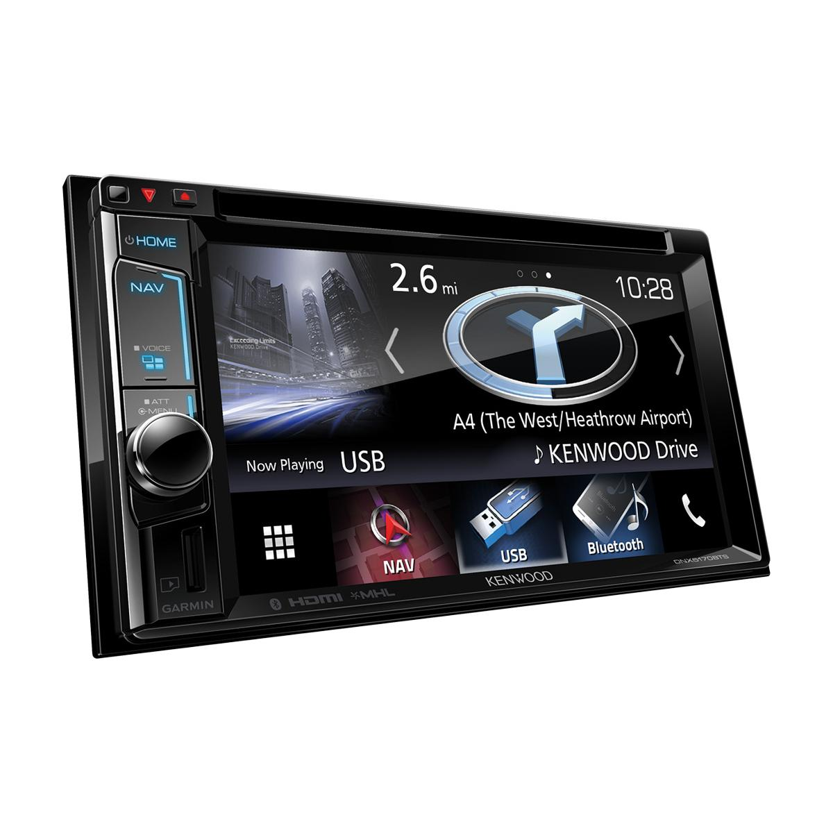 In Car Sat Nav Kenwood Car Audio DNX-5170BTS 1