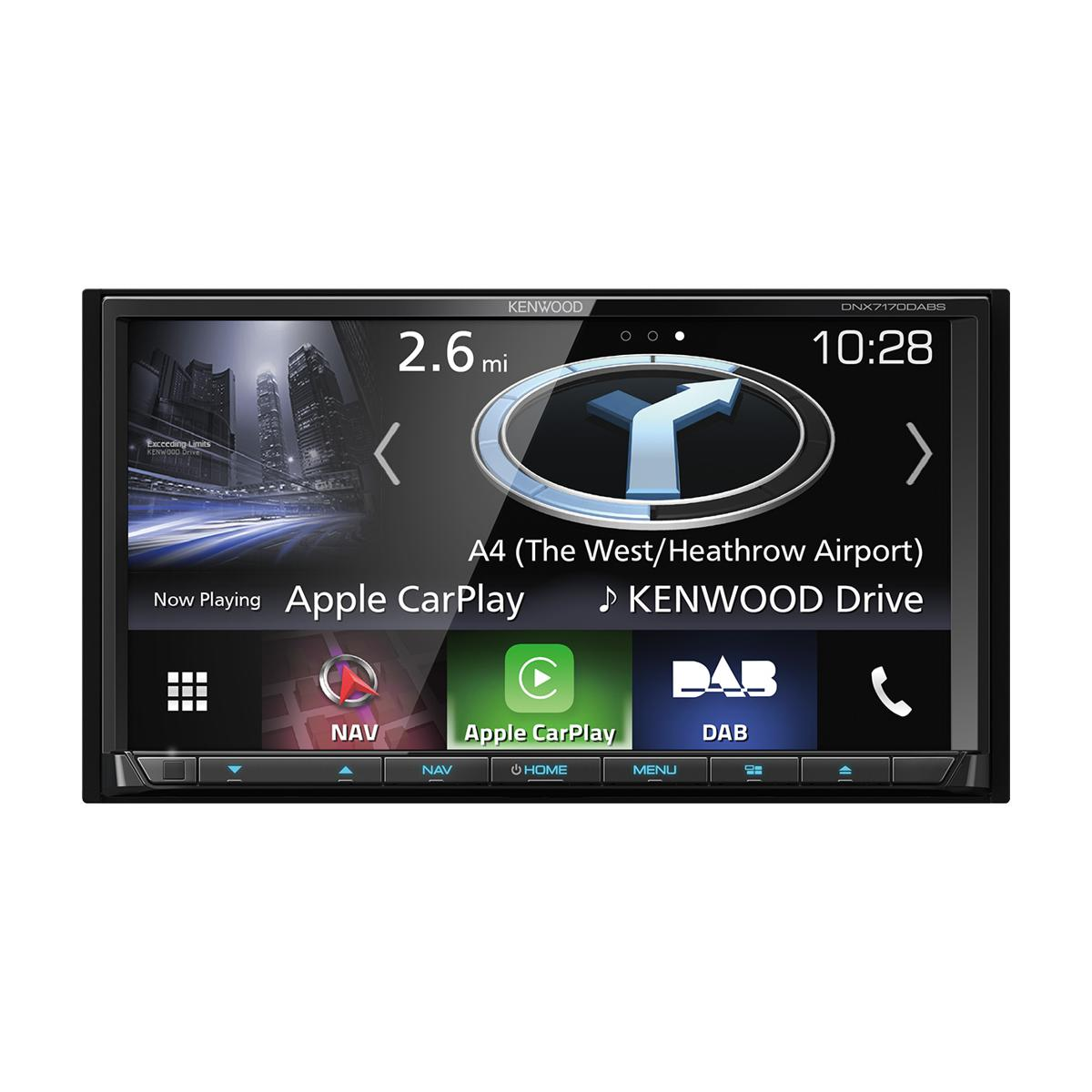 Fixed Sat Nav Kenwood DNX-7170DABS 1